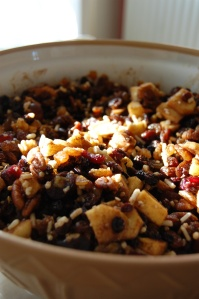 Cherry Melove's mincemeat recipe
